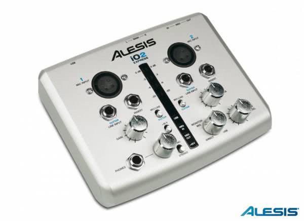 Alesis iO/2 Express_1