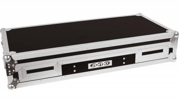 """Zomo DN-3500/12 - Flightcase 2x DN-S3500 + 1x 12"""" Mixer_1"""