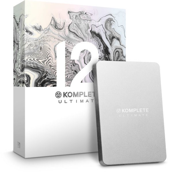 Native Instruments Komplete 12 Ultimate Collectors Edition_1