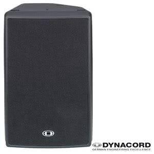 Dynacord Speaker Cabinets D 15-3 black_1