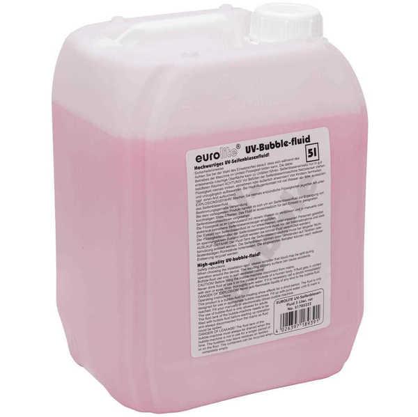 Eurolite UV Fluido de Burbuja - 5L - Rojo_1