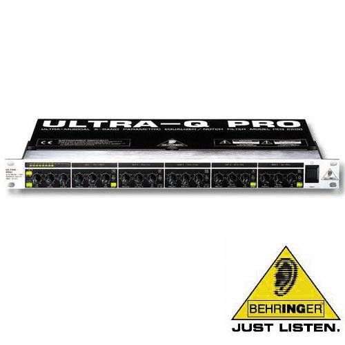 Behringer Ultra-Q Pro PEQ2200_1