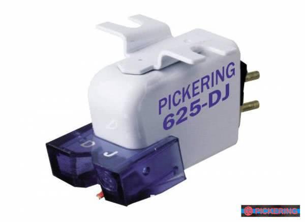 Pickering pickup system 625 DJ_1