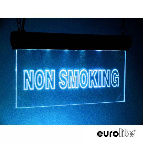 "Eurolite RGB + Panneau LED ""Non Smoking""_1"
