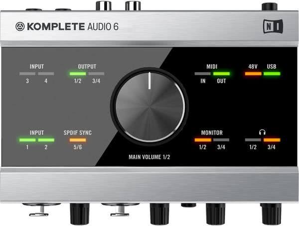 Native Instruments KOMPLETE Audio 6_1