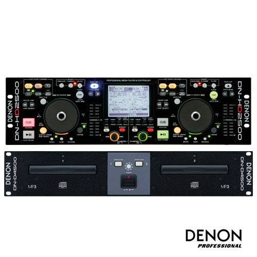 Denon DN-HD2500 - BU-4500 Bundle_1