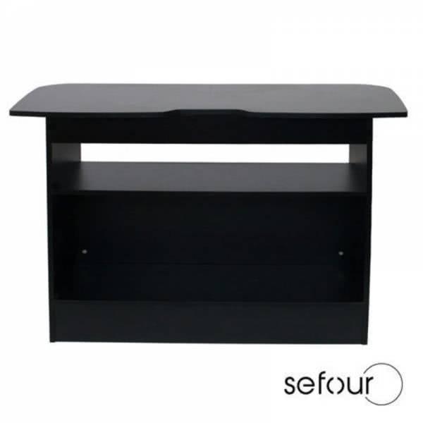 Sefour DJ-Stand X10 schwarz_1