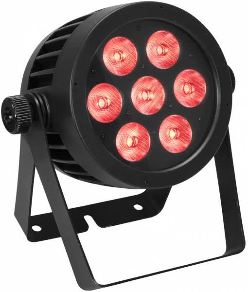 Eurolite LED IP PAR 7x8W QCL Spot_1