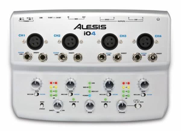 Alesis iO4_1