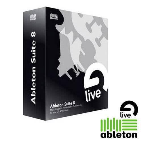 Ableton Live 8 Suite Upgrade de Suite 7_1
