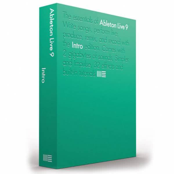 Ableton Live 9 Intro german_1