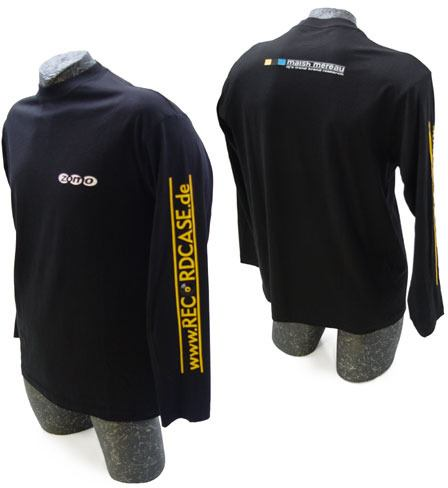Zomo Long Sleeve - black_1