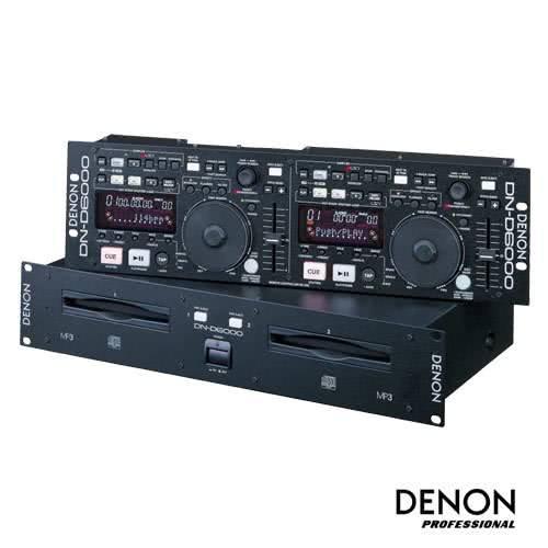 Denon Double DN-D6000_1