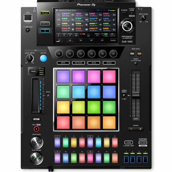 Pioneer DJ DJS-1000_1