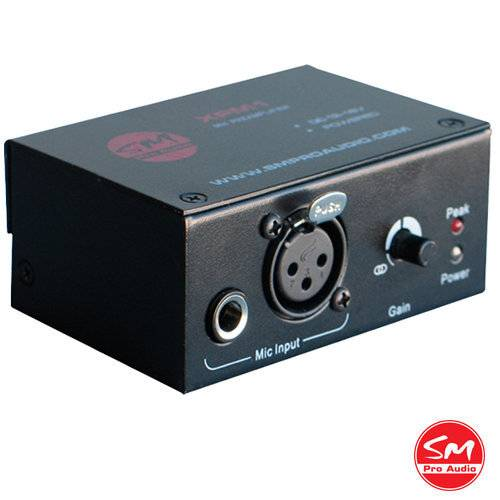 SM Pro Audio Microphone Preamp XPM1_1