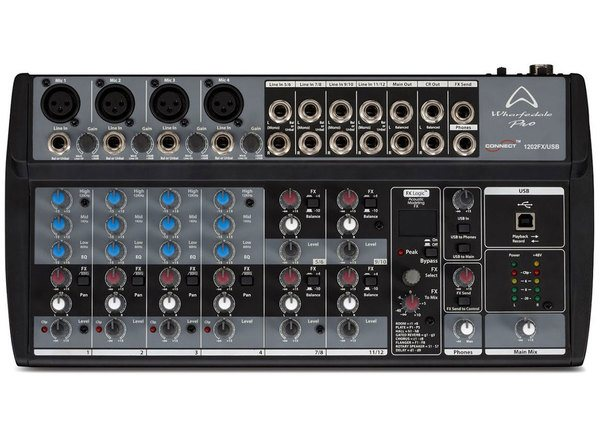 Wharfedale Connect 1202 FX USB_1