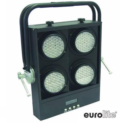 Eurolite LED-Audience Blinder - 4xPar-36 noir_1