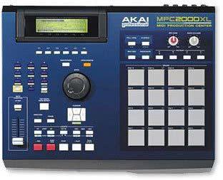 Wonderlijk Akai MPC-2000 XL MCD KI-28