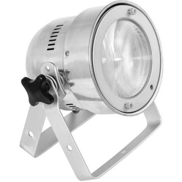 Eurolite LED PAR-56 COB RGB 25W - zilver_1