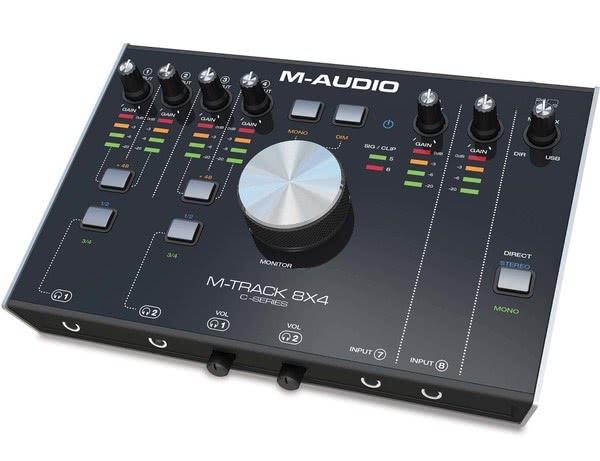 M-Audio M-Track 8x4_1