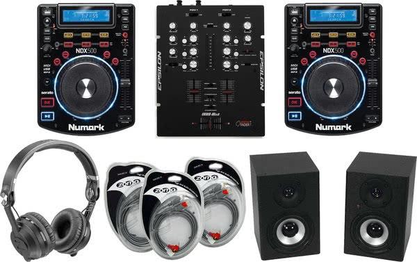 Recordcase CD DJ Starter Set_1