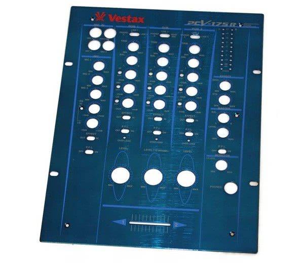 Vestax DFK-175 - Faceplate für PCV-175_1