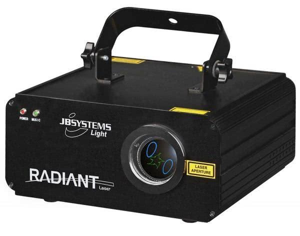 JB Systems Radiant Laser_1