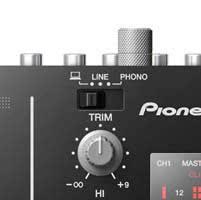 Pioneer DJM-250 MK2 USB Soundkarte