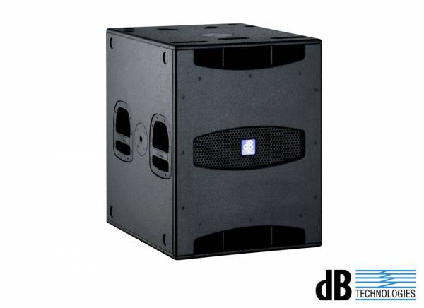 dB Technologies SUB 18 D Active 1000 W_1