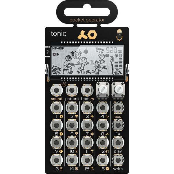Teenage Engineering PO-32 tonic_1