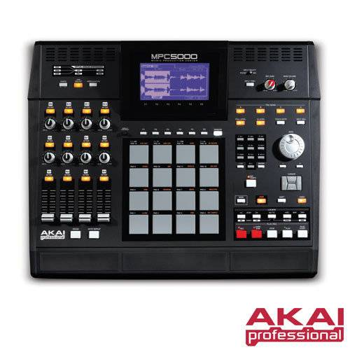Akai MPC-5000_1