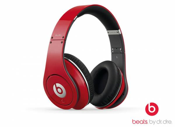 BEATS by Dr. Dre Studio red_1