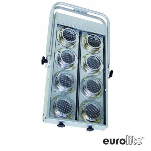 Eurolite Audience Blinder 8x PAR-36, aluminium_1