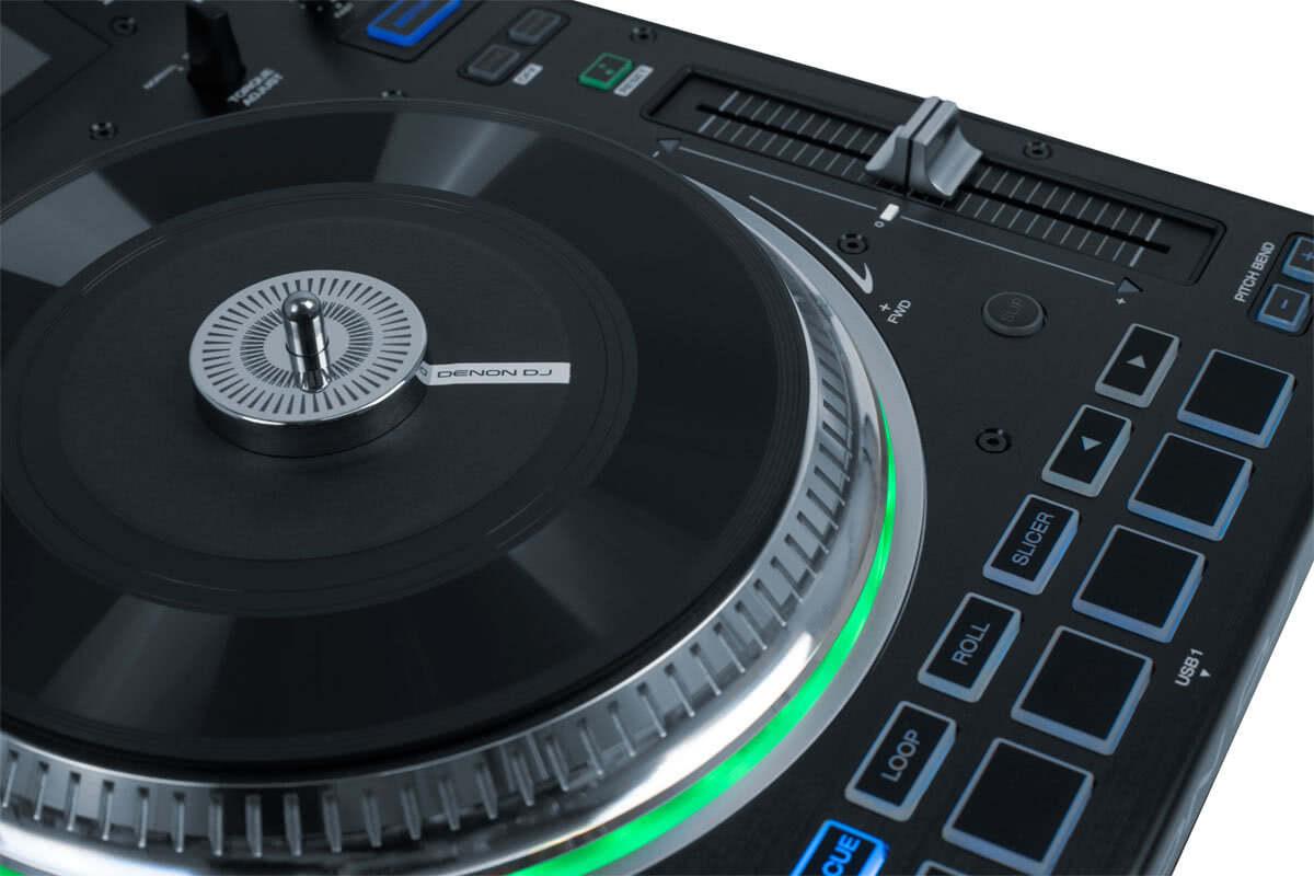 Denon SC5000 M plattenteller