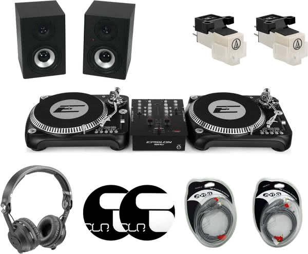 Recordcase Vinyl-DJ Starter Set_1