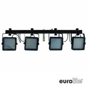 EUROLITE Set Lumière KLS-400 RGB DMX inclu. Case_1