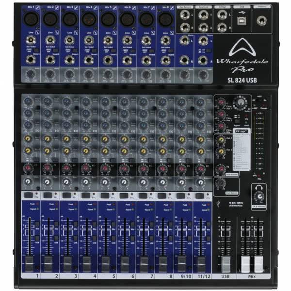 Wharfedale SL 824 USB_1