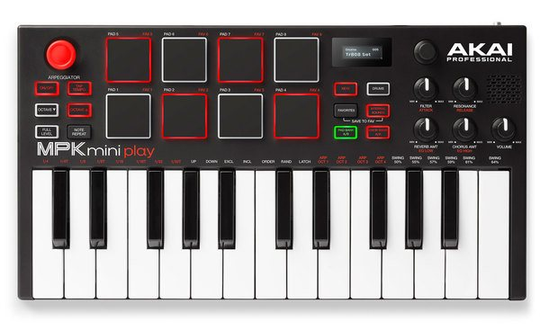 Akai MPK Mini Play_1