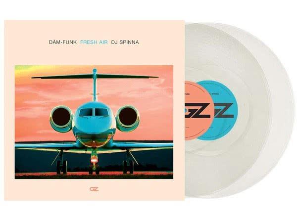 """Serato Artist Pressing 2x12"""" - Dam Funk_1"""