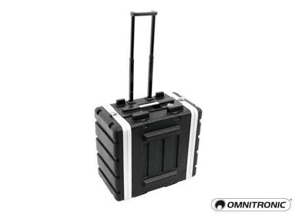 Omnitronic 19'' Plastic rack 5U DD/trolley zwart_1