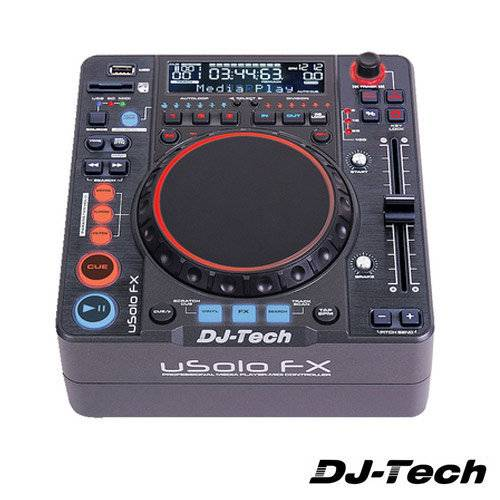 DJ-Tech USB uSolo FX_1