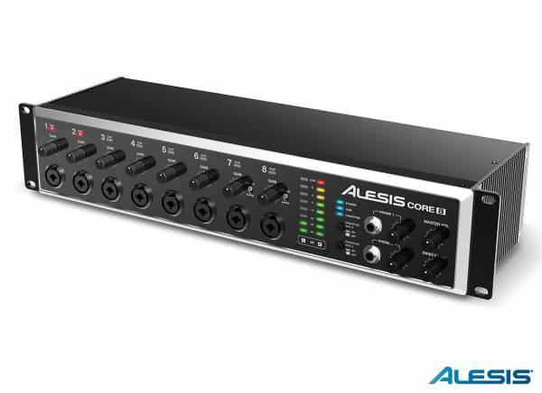 Alesis Core 8 Audio Interface_1