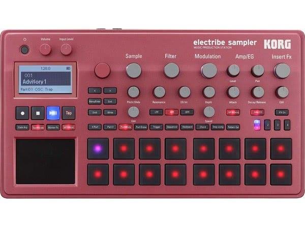 Korg Electribe 2 Sampler_1
