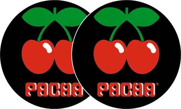 2x Slipmats - Pacha_1