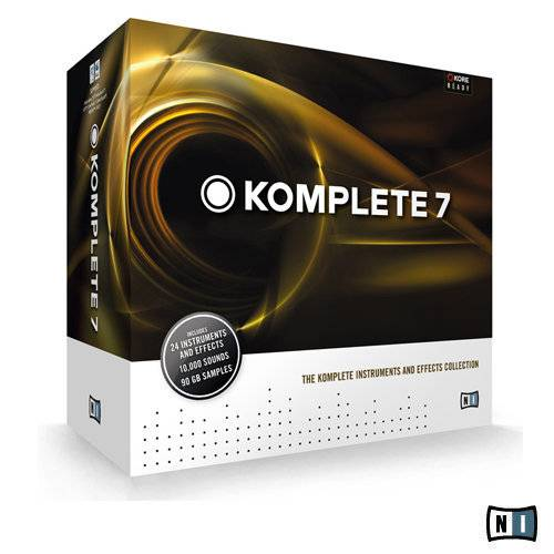 Native Instruments Komplete 7 Update_1