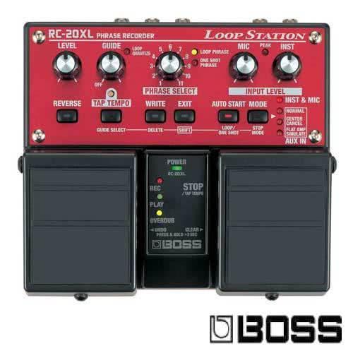 Boss Loop Station RC-20XL_1