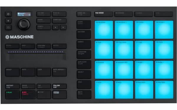 Native Instruments Maschine Mikro MK3_1
