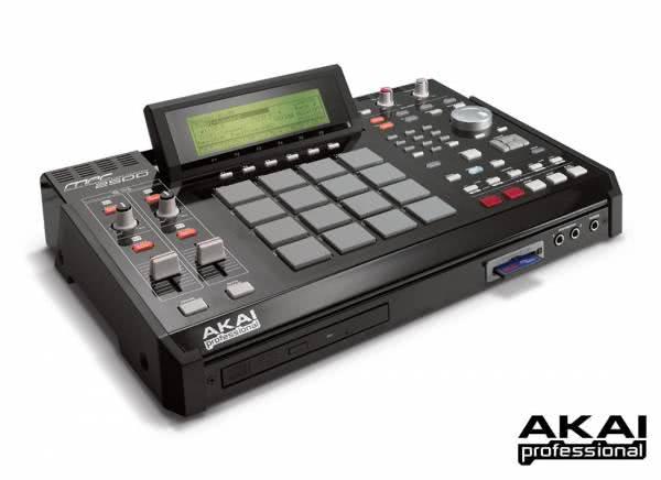 AKAI Professional MPC2500 BK_1