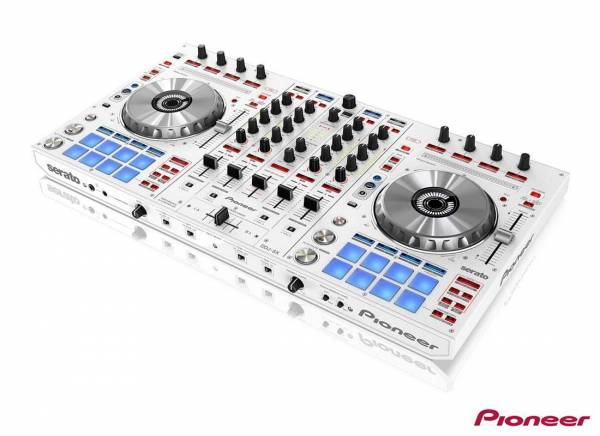 Pioneer Controller DDJ-SX-W pearl white_1
