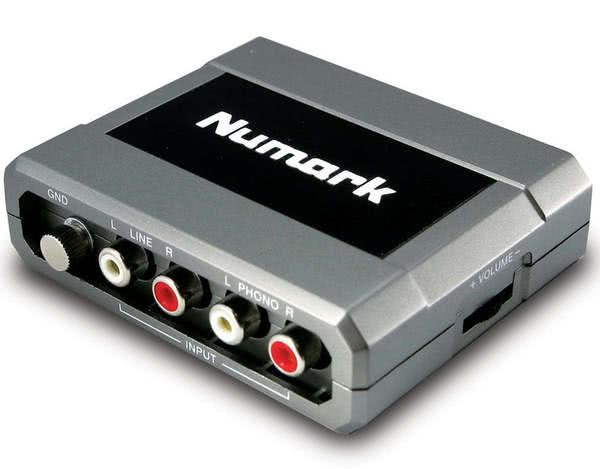 Numark Stereo iO_1
